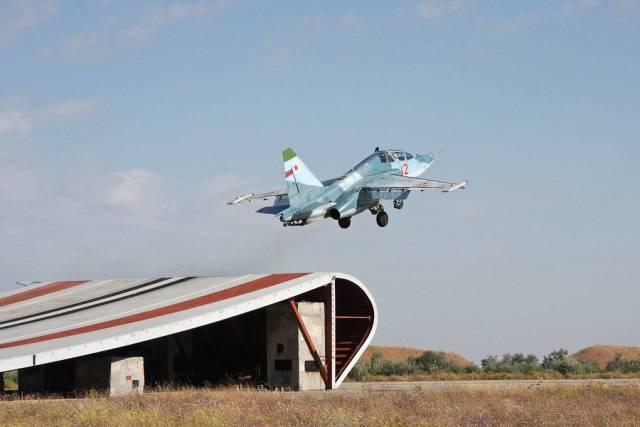 Комплекс НИТКА на военном аэродроме в Саках