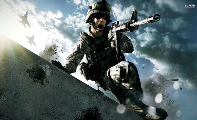 """Компьютерная игра """"Battlefield 4"""""""