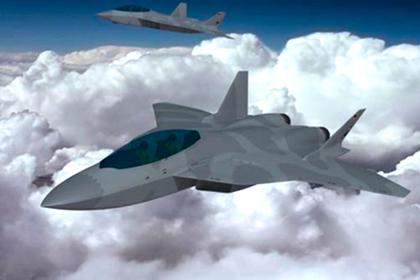 Концепция нового истребителя пятого поколения для ЕС.