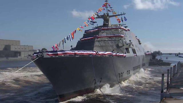 Корабль прибрежной зоны Wichita (LCS 13)
