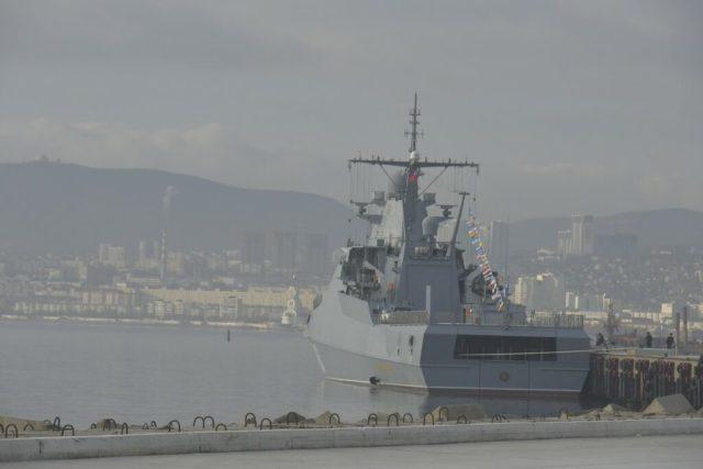 Корабль проекта 22160 «Павел Державин»