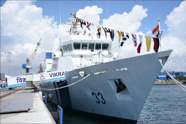 """Корабль """"Викрам"""" (Vikram)"""