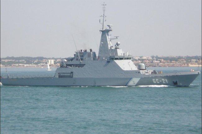 Корабль ВМС Венесуэлы потопил сам себя