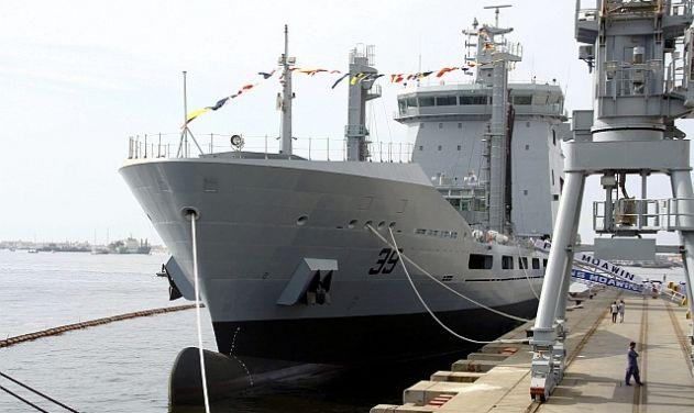 Корабль боевого снабжения PNS MOAWIN