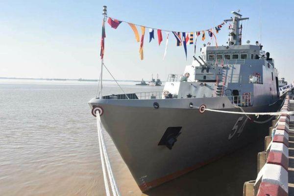 Корабль Inlay