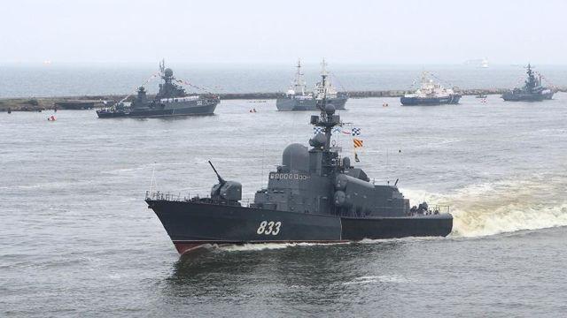 """Корабль проекта 1241 """"Молния"""""""