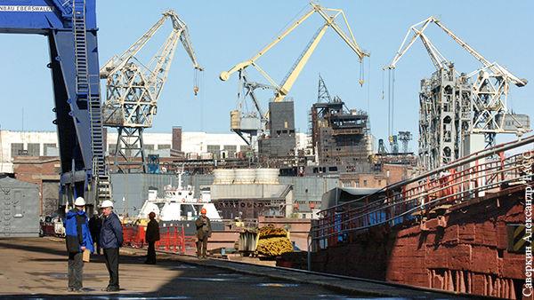 Кораблестроительная программа ВМФ вызывает оптимизм у экспертов