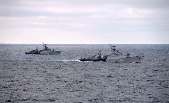 Корабли Черноморского флота