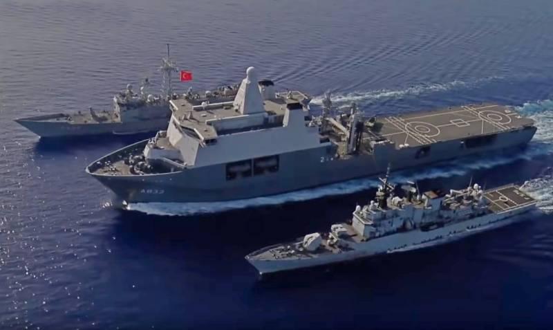 Корабли в прицеле: Турция и Греция близки к военному конфликту ...