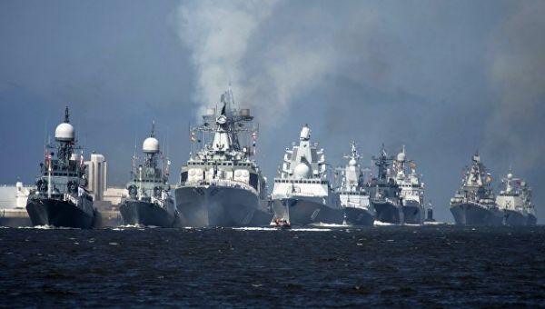 Корабли ВМС РФ