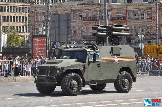 "ПТРК ""Корнет-Д1"" на шасси ВПК-23311"