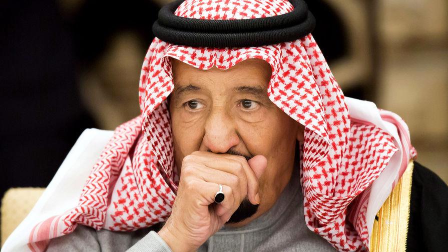Король Саудовской Аравии Сальман Бен Абдель Азиз Аль Сауд.