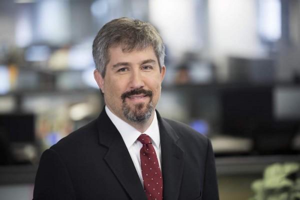 Корреспондент Wall Street Journal Джей Соломон