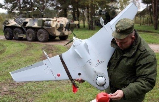 """БЛА """"Элерон-3СВ"""""""