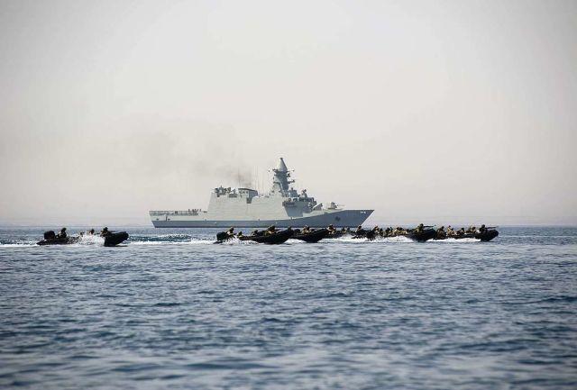 Корвет Abu Dhabi ВМС ОАЭ