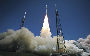 Космическая деятельность США все больше увязывается с получением реальной прибыли. Фото NASA