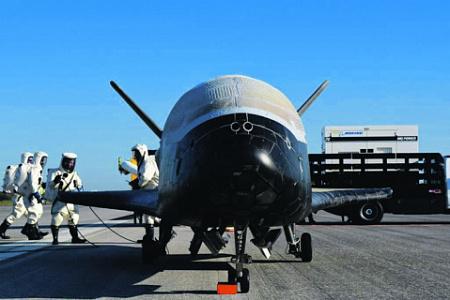Космические программы военного назначения – одна из приоритетных статей нового оборонного бюджета США. Фото с сайта www.dvidshub.net