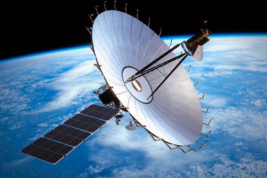 """Космический телескоп """"Спектр-Р"""""""