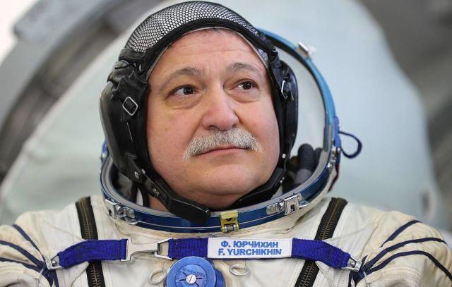 Космонавт Роскосмоса Федор Юрчихин