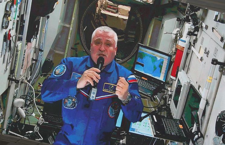 Космонавт Роскосмоса Федор Юрчихин.
