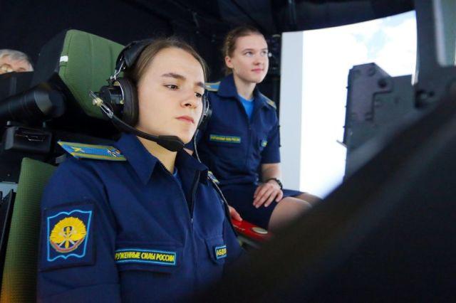 Краснодарское высшее военное авиационное училище имени Серова (c) mk.ru / Геннадий Черкасов