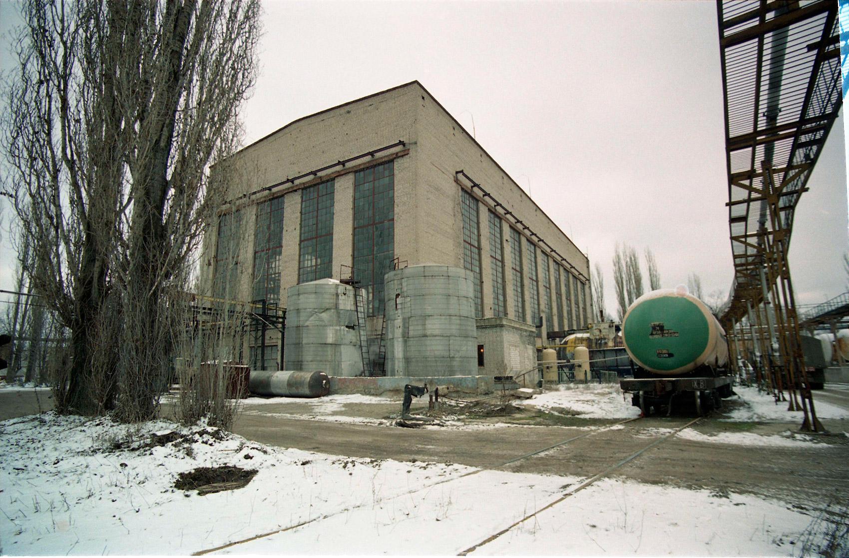 Криогенное производство АО КБХА.