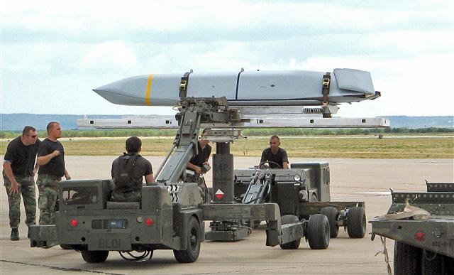 Крылатая ракета AGM-158B JASSM-ER.