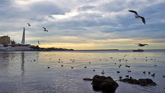 Крым, Россия. Архивное фото.
