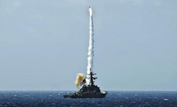 Крылатые ракеты стали привычным средством ведения войны. Фото с сайта www.navy.mil