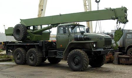 Кран КС-3574М3