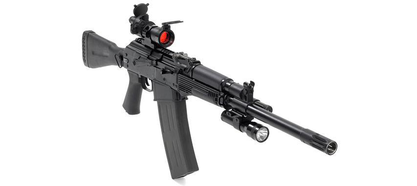 Многоцелевое самозарядное ружье КС-К.