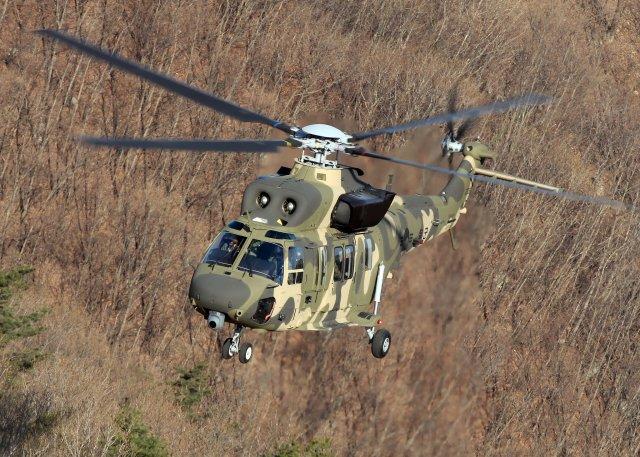 Вертолет KUH-1 Surion.