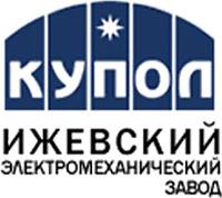Логотип АО «Ижевский электромеханический завод «Купол».