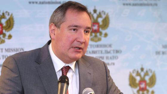 Председатель ВПК Дмитрий Рогозин