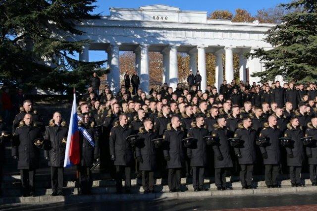 Курсантам Военно-морского политехнического института предстоит встретиться с воспитанниками морской школы ВМС Туниса.