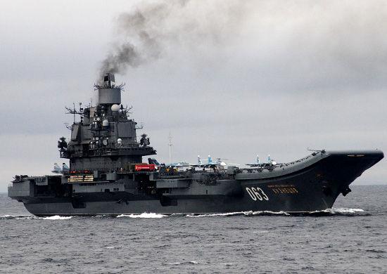 ТАКР «Адмирал Кузнецов»