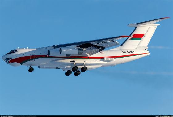 Транспортный самолет Ил-76МД