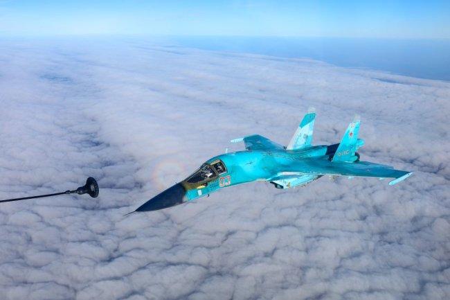 Ладошки потеют: Герой России раскрыл особенности работы Су-34