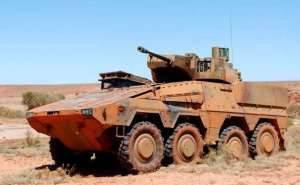 Новый вариант Boxer представлен клиентам первый раз в Унтерлюссе/фото http://www.army-guide.com/.