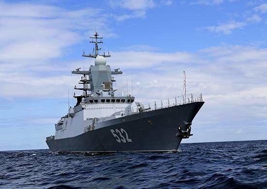 Корабль «Федор Головин»