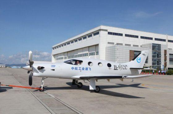"Самолет типа ""Leadair AG300"""