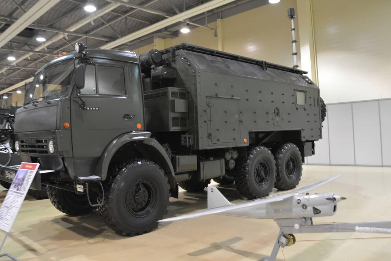 """Передатчик помех РБ-341В """"Леер-3"""" - ВПК.name"""
