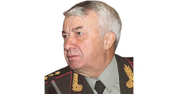 Леонтий Шевцов