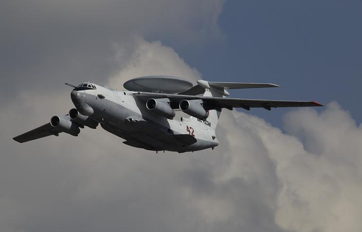 А-50 самолёт дальнего радиолокационного обнаружения и управления