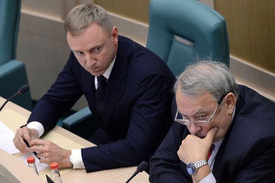 Дмитрий Ливанов (слева) и Владимир Фортов