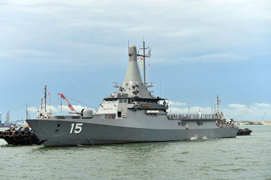 Корабль Independence