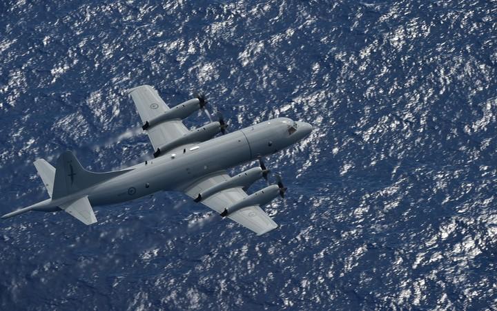 Базовый патрульный самолет Lockheed P-3K2 Orion из состава 5-й эскадрильи ВВС Новой Зеландии. Снимок февраля 2017 года. Для замены шести  самолетов P-3K2 будут приобретены четыре новых американских базовых патрульных самолета Boeing P-8A Poseidon.