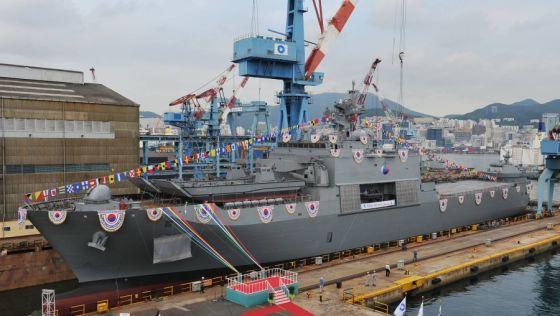 Корабль класса LST-II