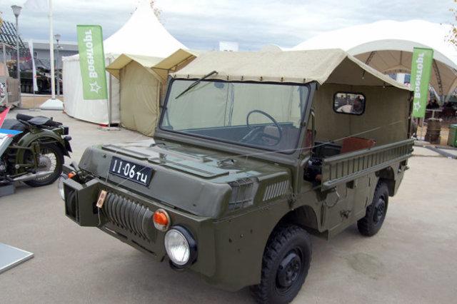 ЛуАЗ-967.