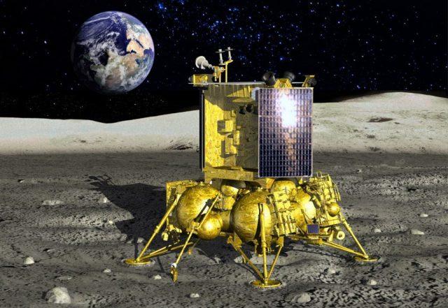 «Луна-25»